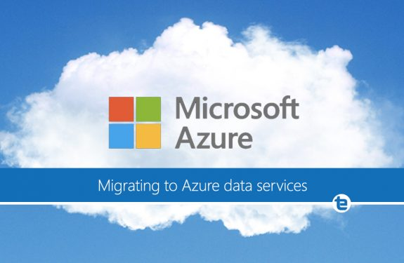 Financial services: Migrating to Azure data services