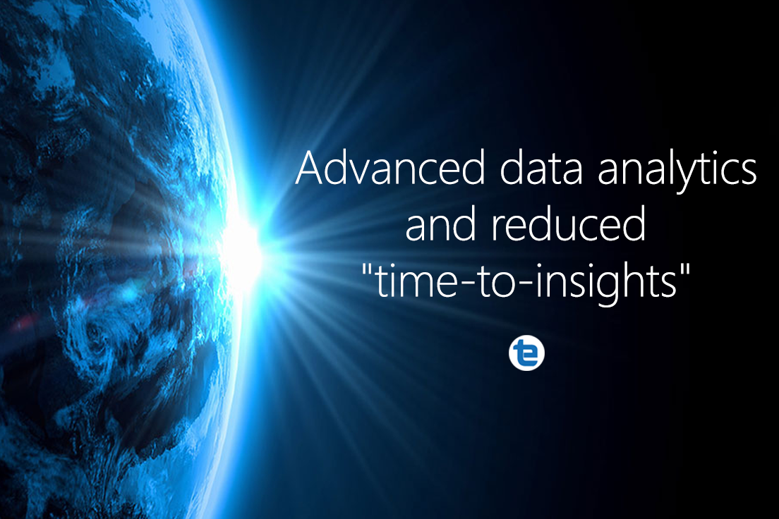 "Advanced data analytics and reduced ""time-to-insights"" for leading pharmaceuticals firm"